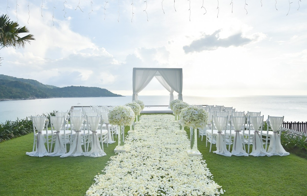Cristina & Sandro, Destination Wedding Plnanner Phuket