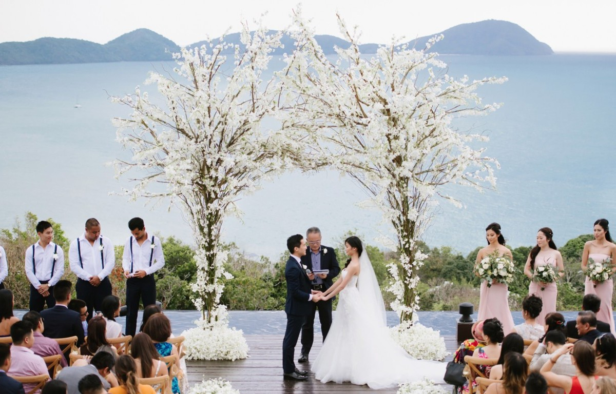 Jeremy & Bibi, Destination Wedding Planner